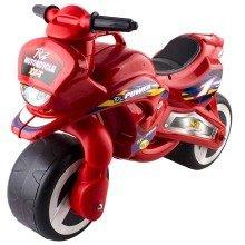 deAO Toddler Balance Motorbike – Pedal Free Balance Bike Design for Toddlers