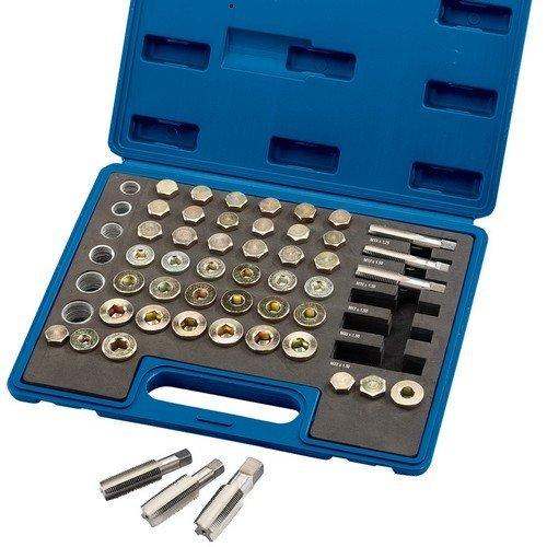 Draper 36631 Expert 120 piece Oil Sump Plug Repair Kit