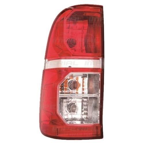 Toyota Hi-lux 2012-> Rear Tail Light Passenger Side N/s