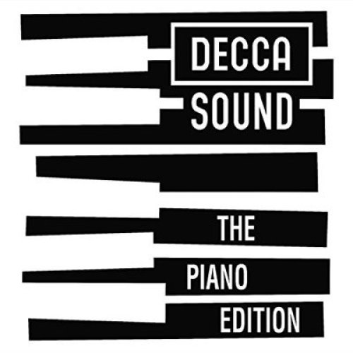 Various Artists - Decca Sound - The Piano Edition - CD