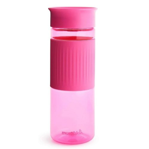 Munchkin Miracle 360° Hydrating Bottle 24oz - Pink