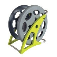 Pool Style Swimming Pool Vacuum Hose Reel - Industrial Built - Up To 15m Length
