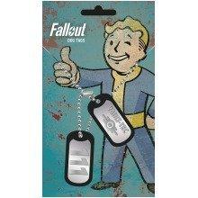 Fallout 4 Vault Tec Dogtag