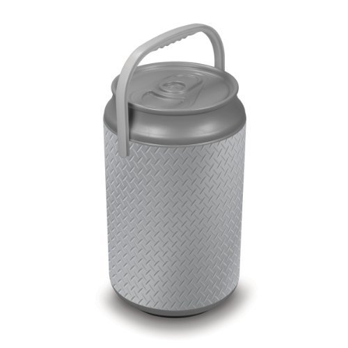 Oniva A Picnic Time Brand Mega Insulated Can Cooler Steel