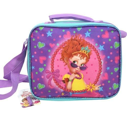 Lunch Bag - Fancy Nancy - Purple Kit Case FNLB