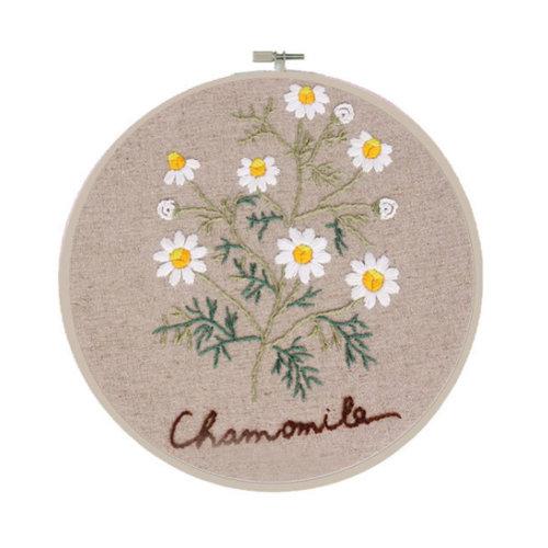 Handmade Gift Ornaments DIY Embroidery Kit for Beginner