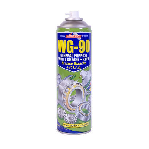 Action Can 1820 White Calcium Grease Lubricant