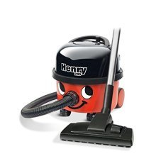 NUMATIC HVR200-11 Henry Vacuum Cleaner, Bagged, 620 W - Red/Black