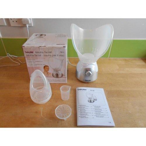 Beurer FS50 Facial Sauna and Steam Inhaler
