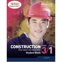 BTEC Entry 3/Level 1 Construction Student Book