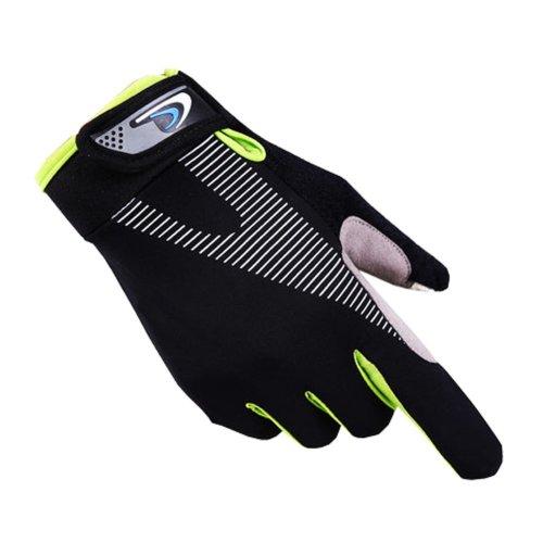 Classic Simple Design Men Sports Gloves Non-slip Sport Gloves-A2