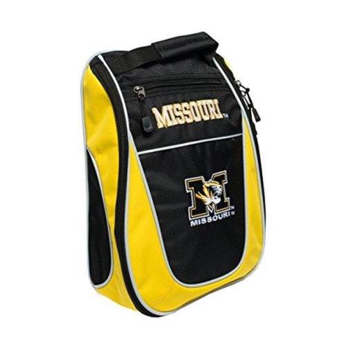 Team Golf 24982 NCAA Missouri Tigers Golf Shoe Bag