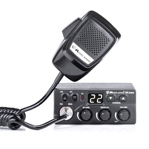 CB Radio Midland M Zero Plus Code C1169.01