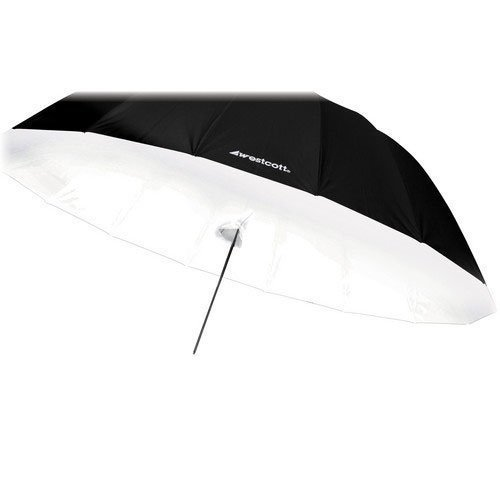 Westcott 4631D Parabolic Front Diffusion Cover White