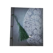 Artistic Chinese Style Schedule Book Diary Business Notebook, Jade