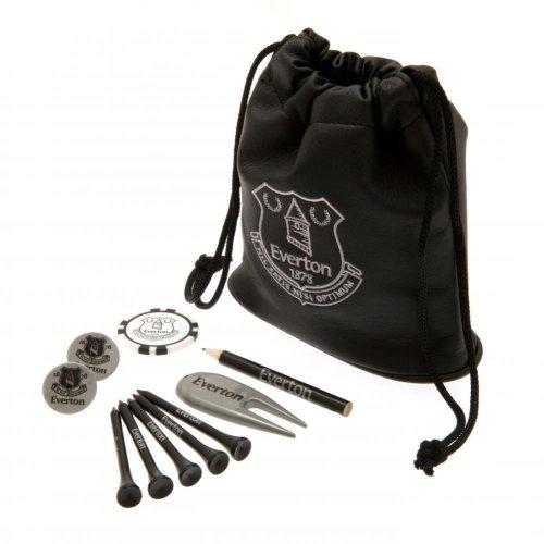 Everton FC Tote Bag Golf Gift Set
