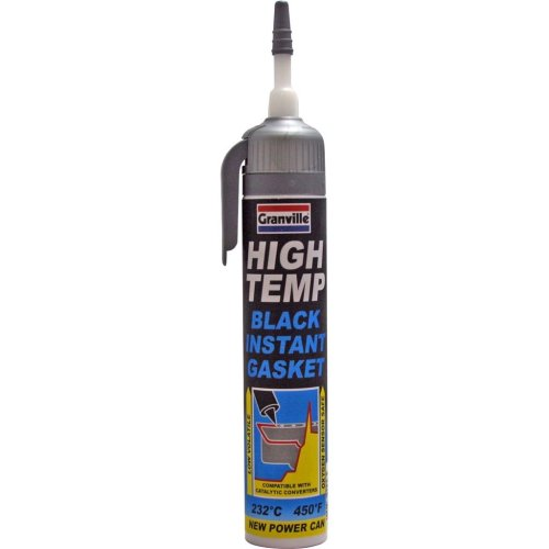 High Temperature Instant Gasket - Black - 200ml