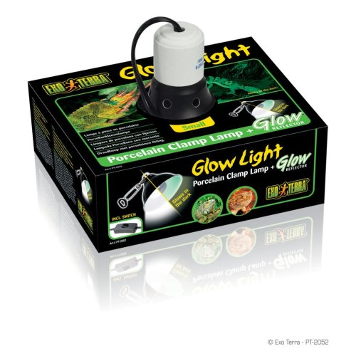Exo Terra Glow Light & Reflector Small