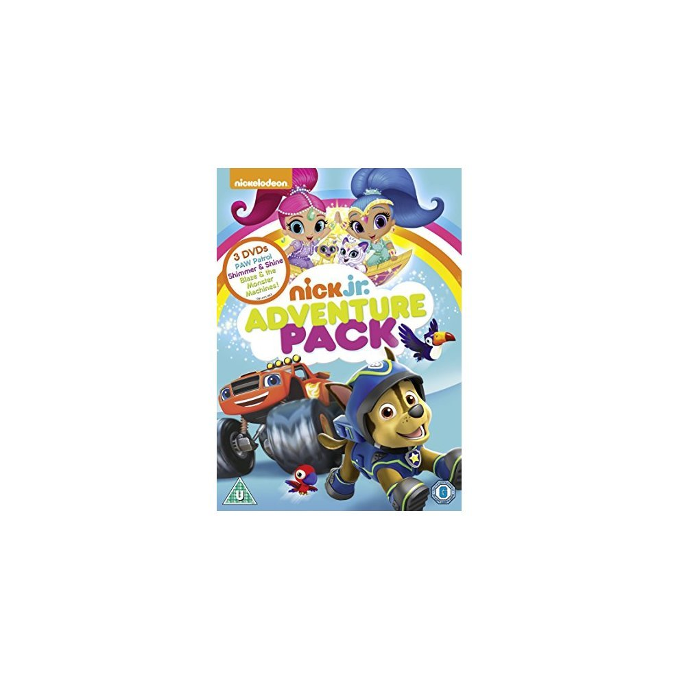 Nick Jr  Adventure Pack [DVD] [DVD]
