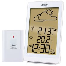 Alecto Wireless Weather Station WS-2200WT White