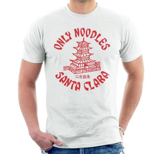 Santa Carla Only Noodles Lost Boys Men's T-Shirt