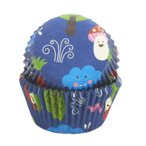 Baking Cups for Cupcakes Best Quality Cupcake Wrapper Maffin Cup 100 PCS-A4