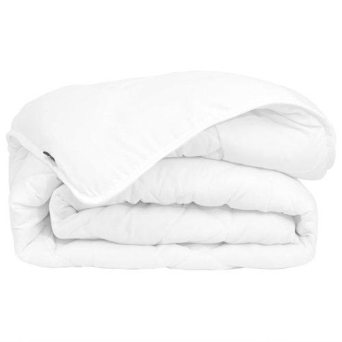 vidaXL Winter All Seasons Duvet/Quilt 135x200 cm White