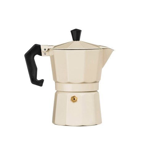 3 Cup Espresso Maker - Cream