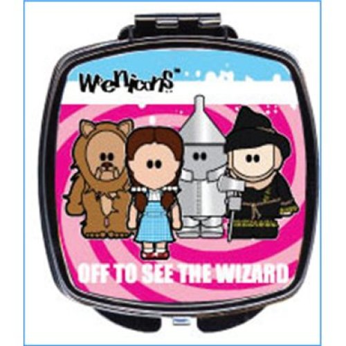 Weenicons Compact Mirror - Off To See The Wizard