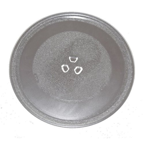 Universal Microwave Turntable Glass 255mm Fits Hotpoint and Indesit Universal