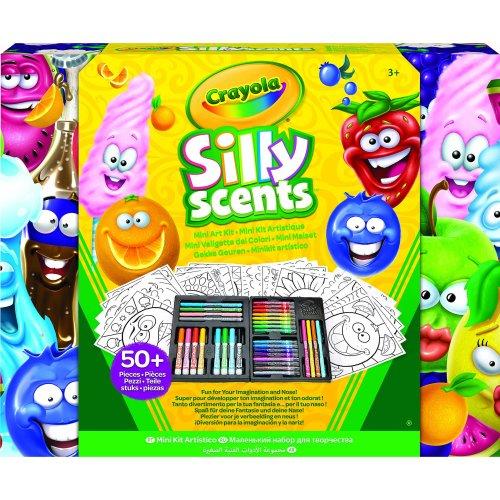 Crayola Silly Scents Mini Art Kit