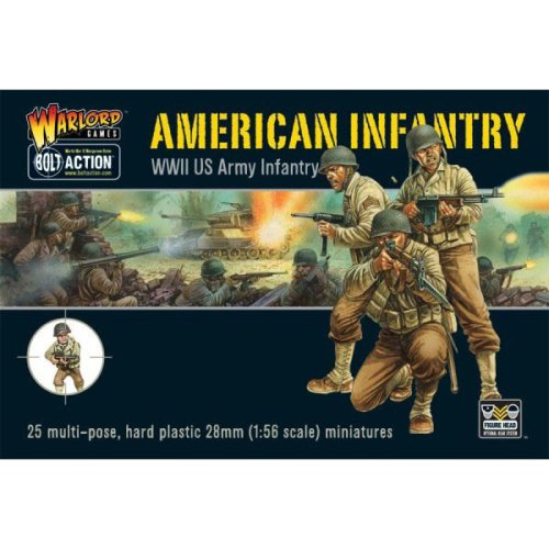 Warlord Games Bolt Action US Infantry
