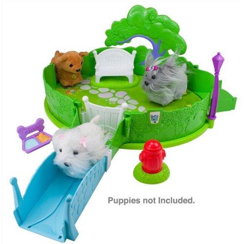 Zhu Zhu Pets Hamster Dog Park - Puppies Bark Park