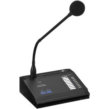 Paging Microphone - Audio Matrix System