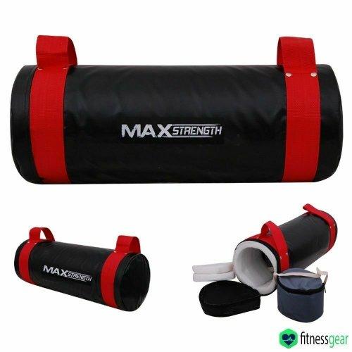 Sandbag Weight Power Training Filled Fitness Bag Crossfit Exercise