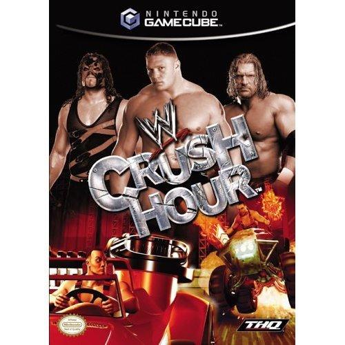 WWE Crush Hour (GameCube)