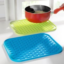 Silicone Pot Holder Can Opener Non-slip Mat