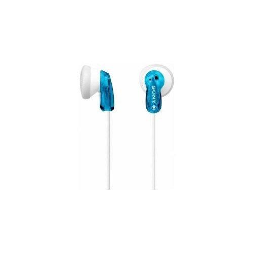 Sony MDR-E9LP In-Ear Headphones - Blue