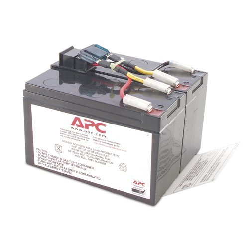 APC Replacement Battery Cartridge #48 Sealed Lead Acid (VRLA) rechargeable battery