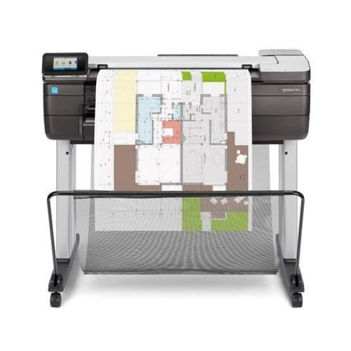 HP Designjet T830 24-in (610-mm) A1 MFP (Print, Scan & Copy) Printer