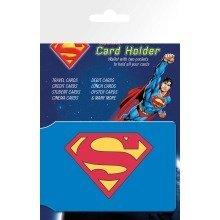 Superman Job for Travel Pass Card Holder