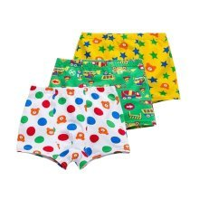 Colorful Girl Stretch Cotton Panties/Underwear Pack of 3