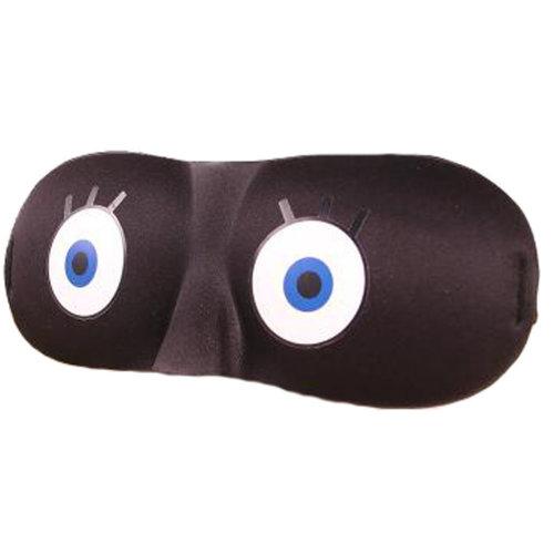 3PCS Fashion Lovely Sleep Shade Mask Comfortable Eye Cover Soft Sleep Mask, 3D Stereoscopic PPB3-1