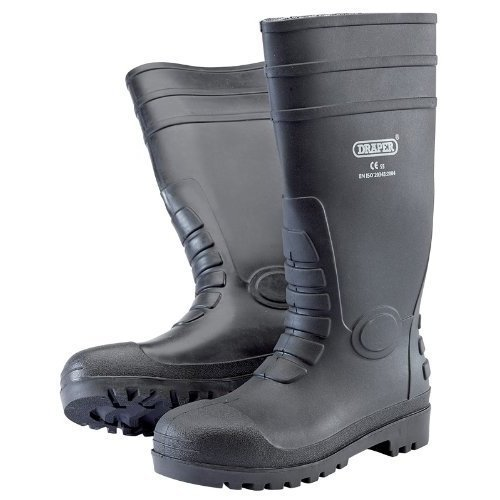 Safety Wellington Boot Size 12