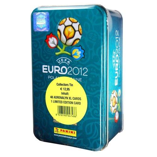 Panini Euro Adrenalyn Tin