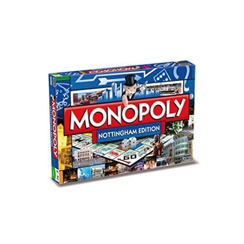 Monopoly Nottingham Edition WM002561