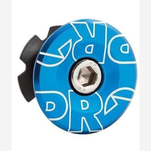PRO Alloy Bicycle Headset Gap Cap Blue 1 18in
