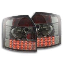 Taillights LED Audi A4 Avant (B6/8E) Year 01-04 black