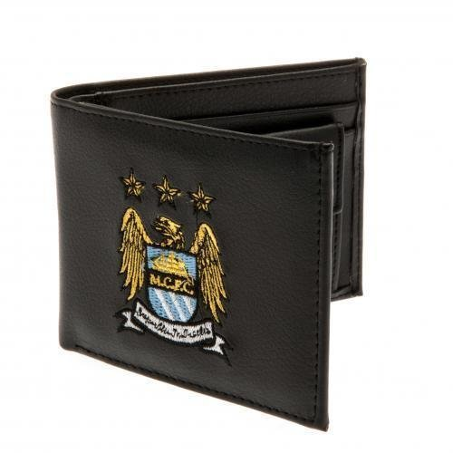 Manchester City Faux Leather Wallet | Man City Wallet