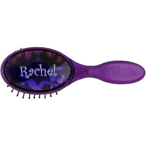 Rachel Bejewelled Hairbrush